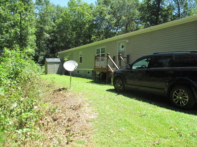 hubert Manufactured Home For Sale: 576 Riggs Road
