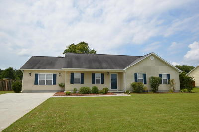 Richlands Rental For Rent: 107 Esquire Drive