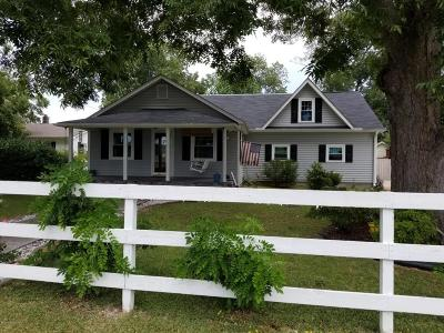 Newport Single Family Home For Sale: 957 Masontown Road Road