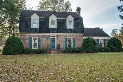 Edgecombe County Single Family Home For Sale: 1303 Chauncey Drive