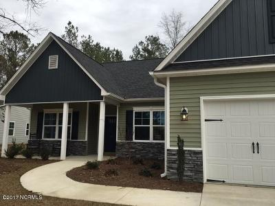 Castle Hayne, Burgaw, Rocky Point Single Family Home For Sale: 110 Bronze Drive