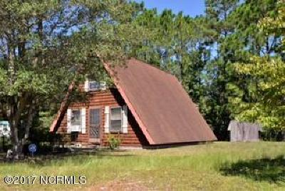 Shallotte Single Family Home For Sale: 3024 Bird Drive SW