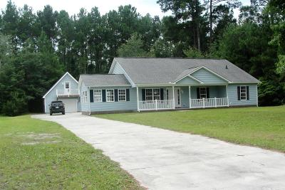Newport Single Family Home For Sale: 660 Mill Creek Road