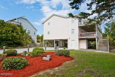 Emerald Isle Condo/Townhouse For Sale: 102 Tammy Street W #West