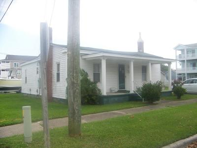 Morehead City Single Family Home For Sale: 308 N 8th Street
