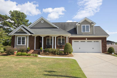 Greenville NC Single Family Home For Sale: $384,900