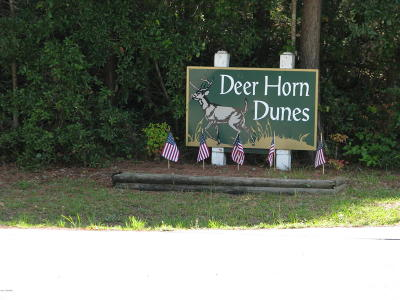 Emerald Isle Residential Lots & Land For Sale: 149 Doe Drive