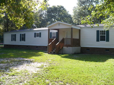 Richlands Manufactured Home For Sale: 119 Edgewater Lane