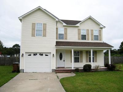 Richlands Single Family Home For Sale: 1120 Ben Williams Road