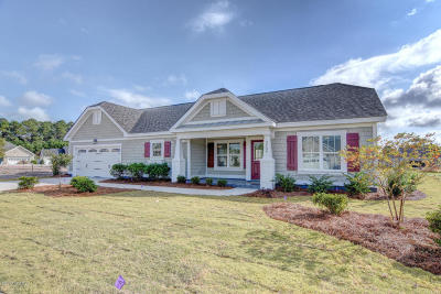 Southport Single Family Home For Sale: 2130 Maple Leaf Drive