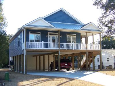 Oak Island Single Family Home For Sale: 4105 E Oak Island Drive