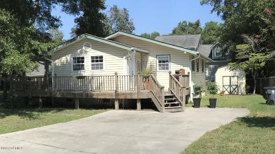Ocean Isle Beach Single Family Home For Sale: 1621 Frink Street SW