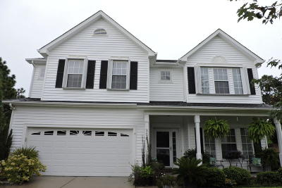 Cape Carteret Single Family Home For Sale: 350 Bahia Lane