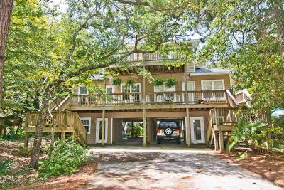 Emerald Isle Multi Family Home For Sale: 117 Jackson Avenue #A &