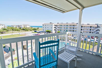 Emerald Isle Condo/Townhouse For Sale: 10300 Coast Guard Road #C301
