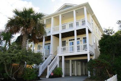 Carolina Beach, Kure Beach Condo/Townhouse For Sale