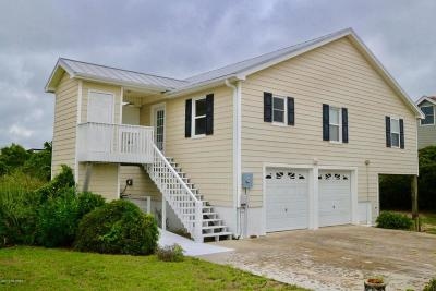 Oak Island Single Family Home For Sale: 649 Caswell Beach Road