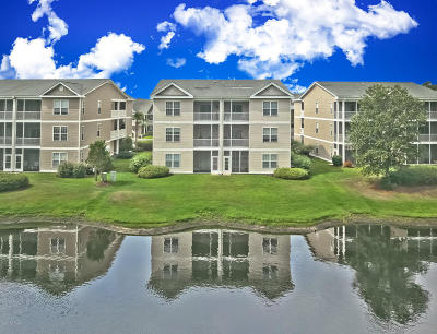 Sunset Beach Condo/Townhouse For Sale: 882 Great Egret Circle SW #1