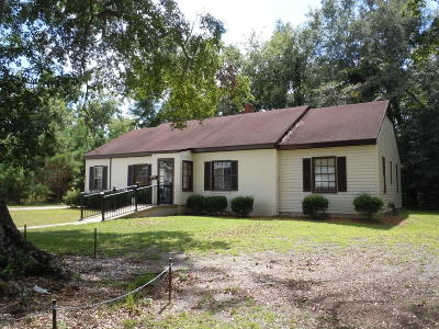 Tabor City Single Family Home For Sale: 404 S Lewis Street