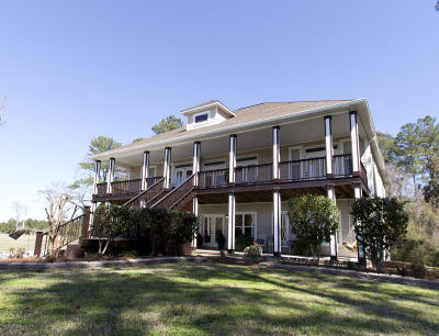 Beaufort Single Family Home For Sale: 120 Waterway Drive
