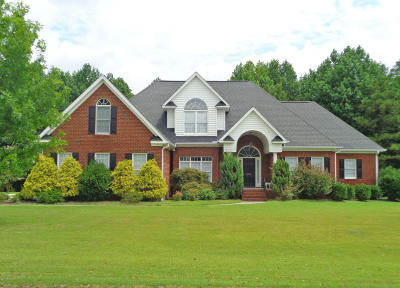 Greenville NC Single Family Home For Sale: $320,000