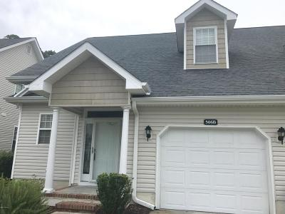 Morehead City Single Family Home For Sale: 506 Village Green Drive #B