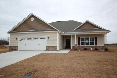 Winterville Single Family Home For Sale: 573 Villa Grande Drive