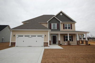 Winterville Single Family Home For Sale: 603 Villa Grande Drive