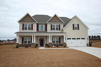 Winterville Single Family Home For Sale: 612 Villa Grande Drive