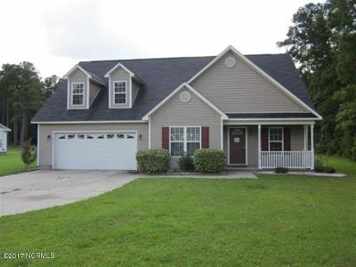 Jacksonville Single Family Home For Sale: 1756 Pony Farm Road