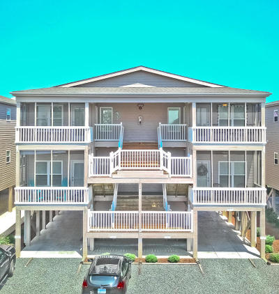 Sunset Beach Condo/Townhouse For Sale: 413 27th Street #C