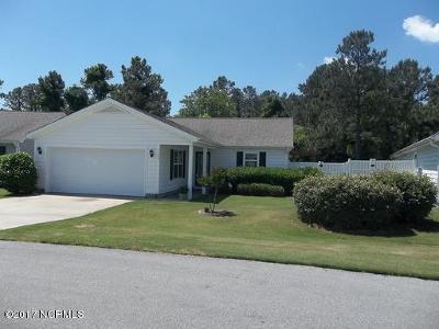 Southport Single Family Home For Sale: 5200 Minnesota Drive SE