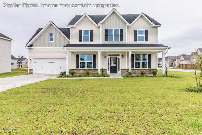 Jacksonville Single Family Home For Sale: 283 Southwest Plantation Drive #Lot 213