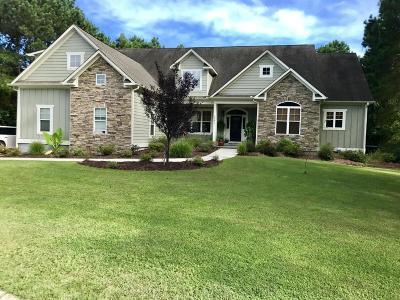 Hampstead Single Family Home For Sale: 508 Navigator Drive