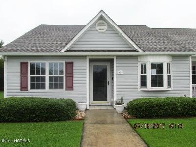 Beaufort Condo/Townhouse For Sale: 604 Courtyard E