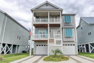 Ocean Isle Beach NC Single Family Home For Sale: $1,199,900