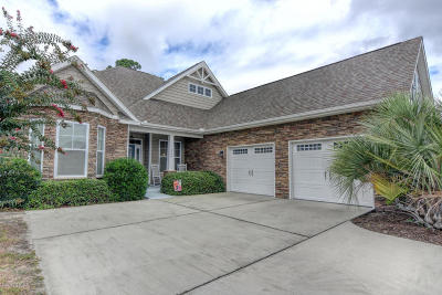 Ocean Isle Beach NC Single Family Home For Sale: $379,000