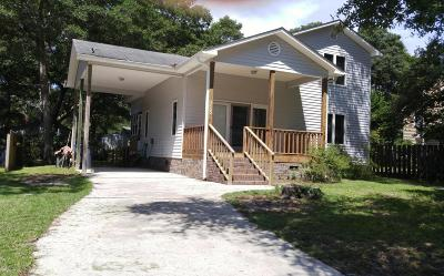Oak Island Single Family Home For Sale: 115 SE 29th Street