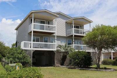 Holden Beach Condo/Townhouse For Sale: 260 Brunswick Avenue W #A