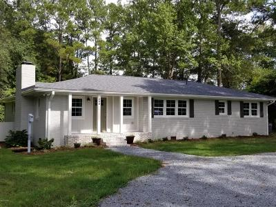 Supply Single Family Home For Sale: 308 Mt Pisgah Road SW