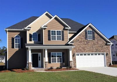 Winterville Single Family Home For Sale: 337 Crimson Drive