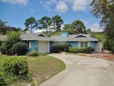 Sunset Beach Single Family Home For Sale: 614 Jasmine Lane SW