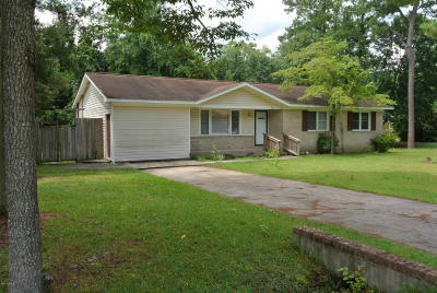 Havelock Single Family Home For Sale: 110 Paradise Circle