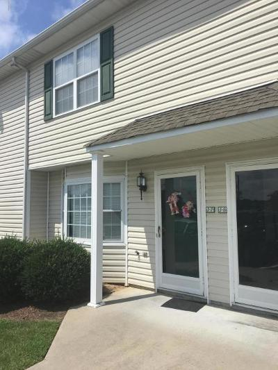 Winterville Condo/Townhouse For Sale: 2380 Vinyard Drive #J7