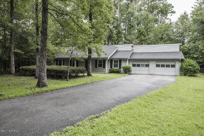 Havelock Single Family Home For Sale: 4 Pine Circle