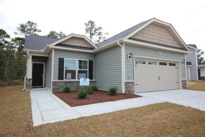 Greenville NC Single Family Home For Sale: $157,000