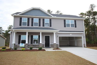 Greenville Single Family Home For Sale: 2204 Cushing Court