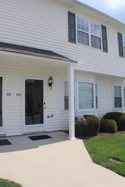 Greenville NC Condo/Townhouse For Sale: $68,000