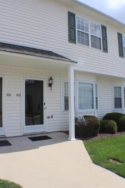 Greenville Condo/Townhouse For Sale: 1221 Cross Creek Circle #F3
