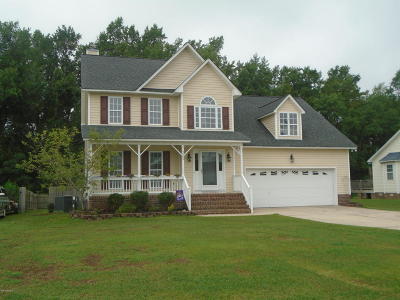 Winterville Single Family Home For Sale: 2565 Westminster Drive